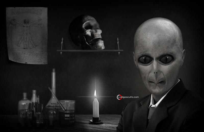 ¿Existe una total conspiración para ocultar la vida alienígena?