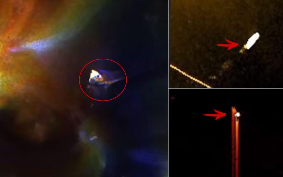 Surgen extrañas imágenes de NASA desde el espacio… ¿Evidencia de No Identificados?