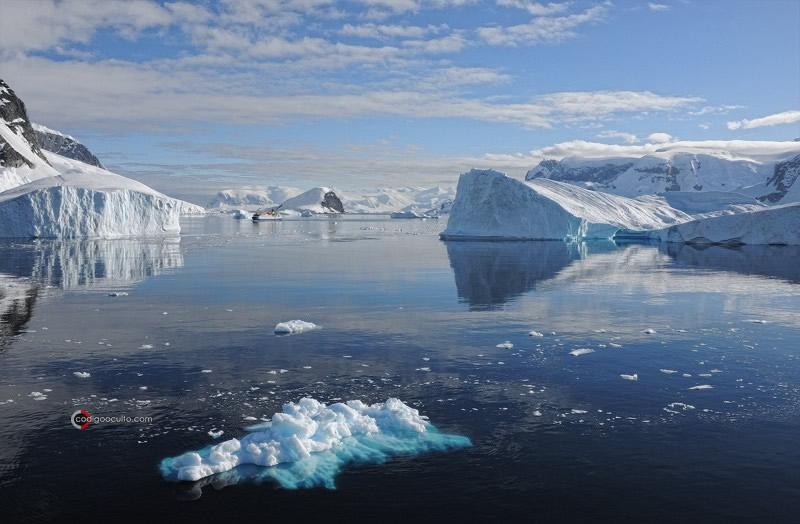 Temperatura récord en la Antártida