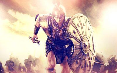 La Historia de Aquiles y la Guerra de Troya
