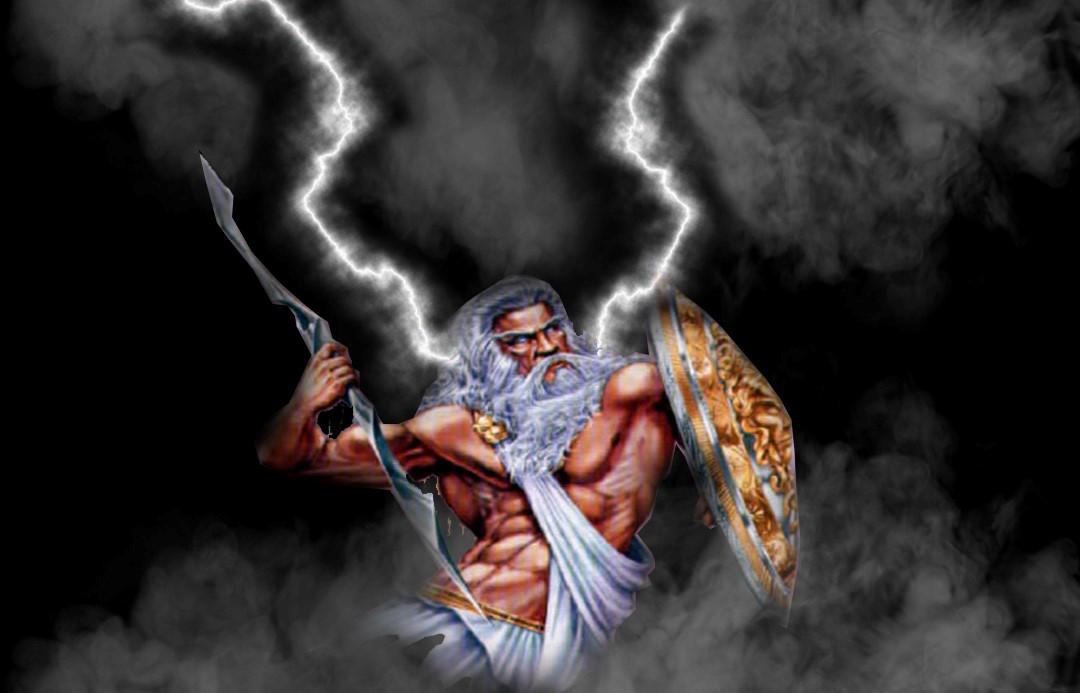 Armas legendarias de los dioses
