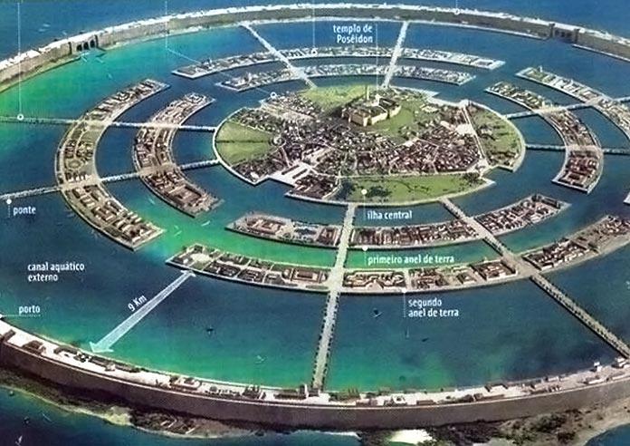 ¿Existe una conexión entre las islas Canarias y la Atlántida?