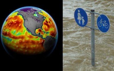«Bamboleo» en órbita de la Luna podría causar enormes inundaciones en la década de 2030, sugiere estudio