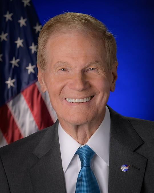 Bill Nelson, administrador de NASA