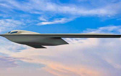 """Fuerza Aérea de EE. UU. presenta diseño de su bombardero furtivo """"B-21 Raider"""""""