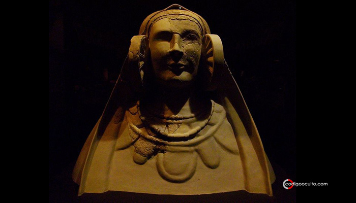 La Dama de Guardamar. Una escultura muy similar a la Dama de Elche