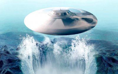 Investigador afirma: «Contacto alienígena ocurrirá pronto y vendrá del agua no del aire»
