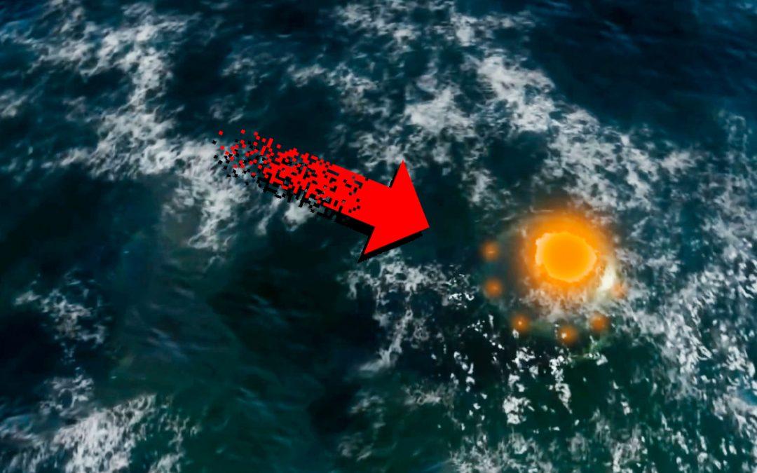 Encuentros marítimos con No Identificados: misteriosas luces y OSNIs observados desde barcos