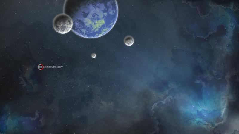 Representación de exoplanetas