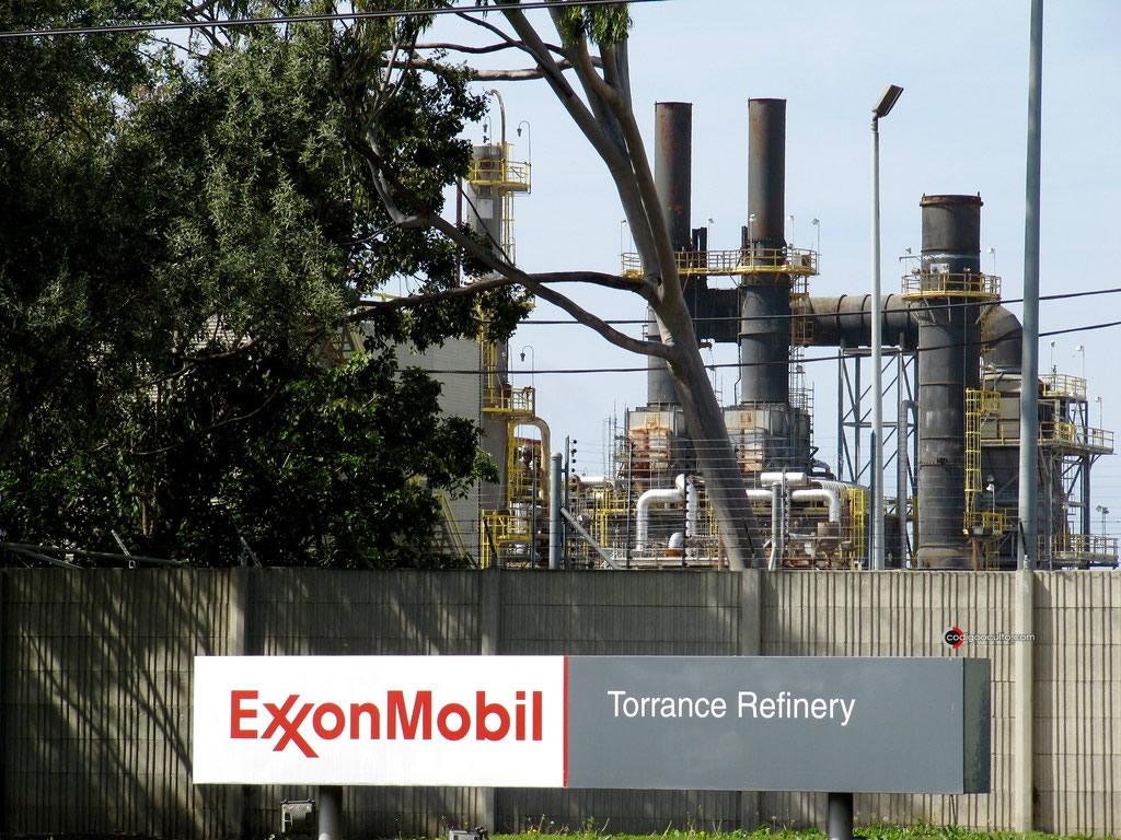Refinería de ExxonMobil