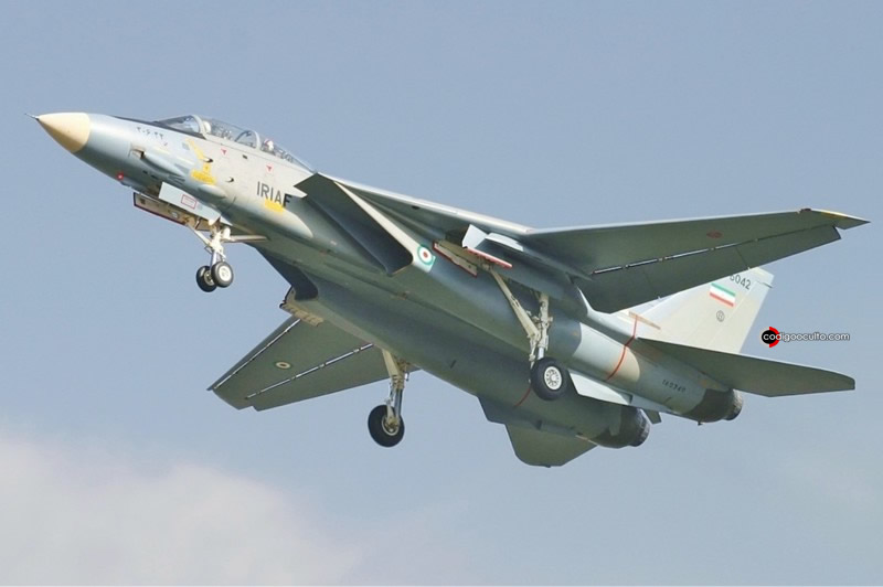 Fuerza Aérea Iraní Grumman F-14A Tomcat
