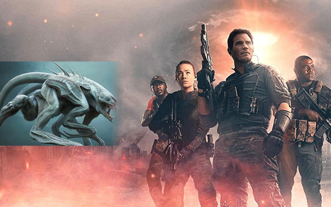 «La Guerra del Mañana»: entre viajes en el tiempo e invasión de alienígenas ancestrales