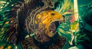 "Ocelopilli, los míticos Guerreros ""Jaguar"" del Ejército Mexica"
