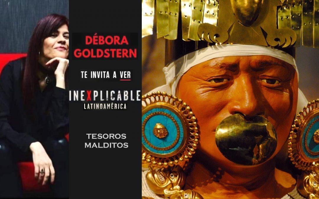 Inexplicable Latinoamérica – «Tesoros Malditos»