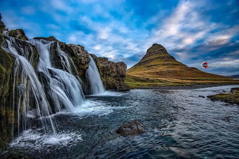 Paisaje de Islandia
