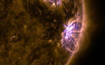 El Sol ha lanzado una llamarada Clase X, la más poderosa desde 2017