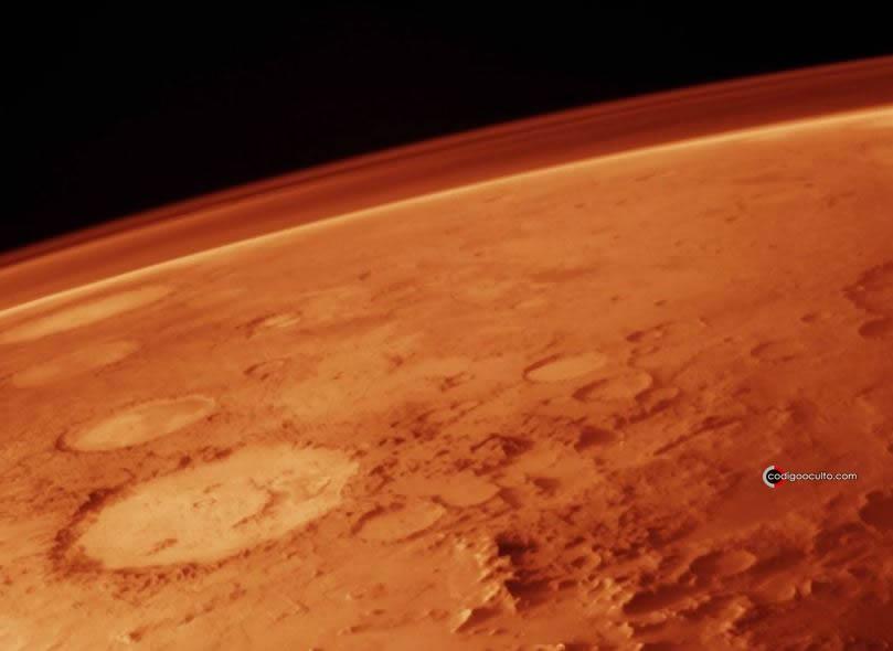 Marte pudo tener condiciones habitables en el pasado durante millones de años, indica investigación