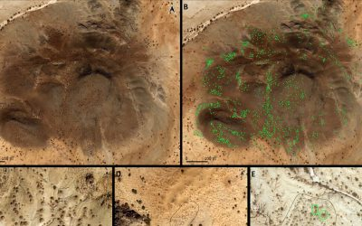 Miles de antiguas tumbas islámicas halladas misteriosamente en patrones «galácticos»