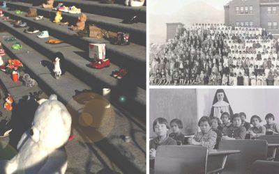 La lamentable historia de miles de niños indígenas en escuelas internado de Canadá