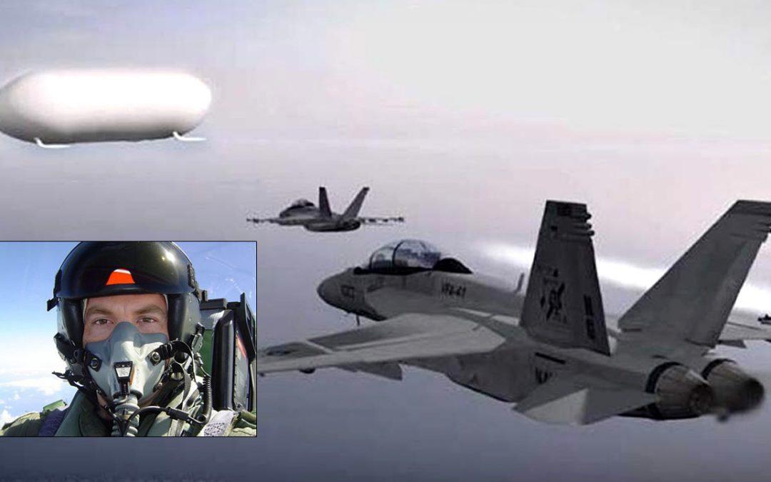 Piloto que se encontró con 0VNI Tic-Tac afirma que nave desactivó sus armas en un «acto de guerra»