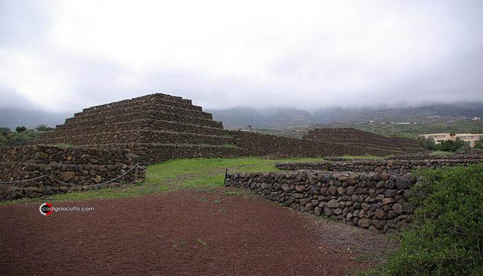 Las pirámides canarias son uno de los enigmas más grandes de España