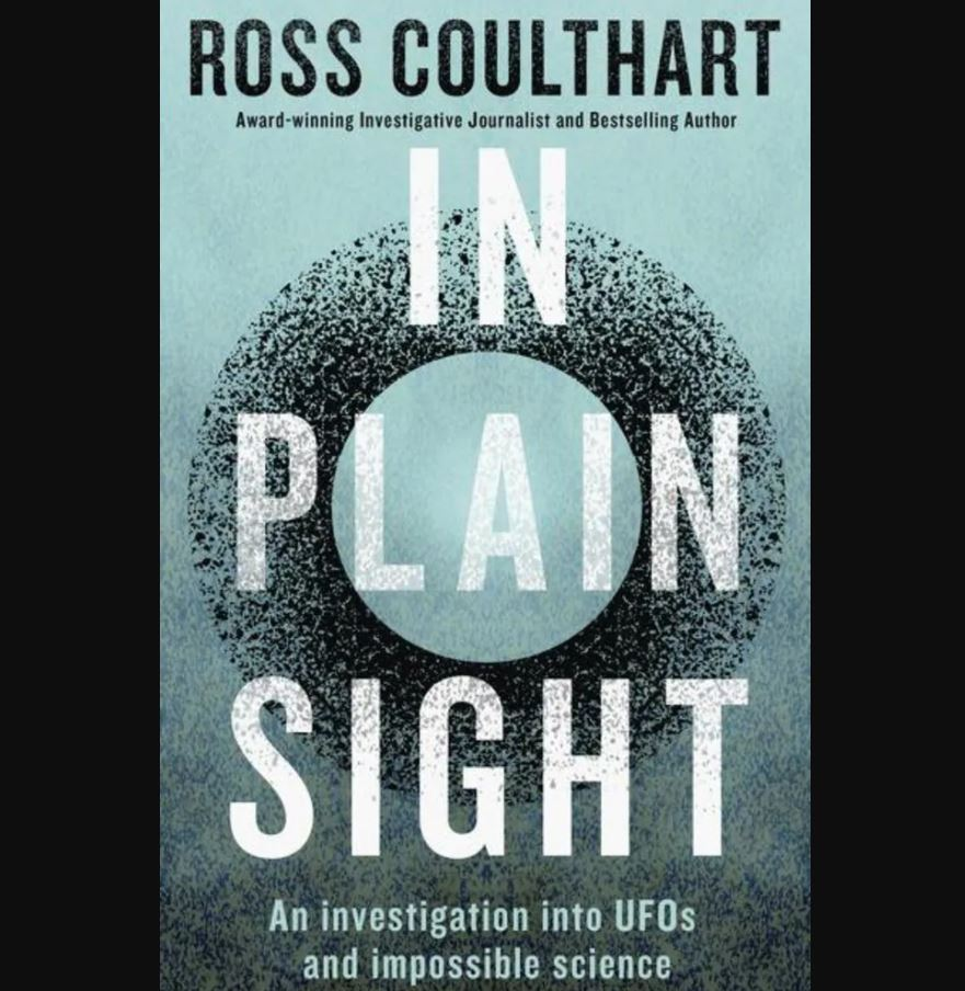 Libro «In Plain Sight» del autor Ross Coulthart