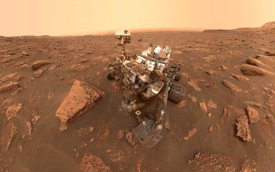Rover Curiosity descubre que evidencia de vida pasada en Marte puede haber sido borrada