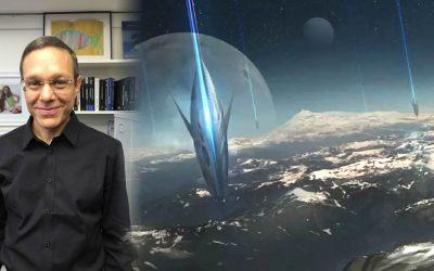 OVNIs pueden ser drones de IA que visitan la Tierra desde una antigua civilización alienígena, dice Avi Loeb