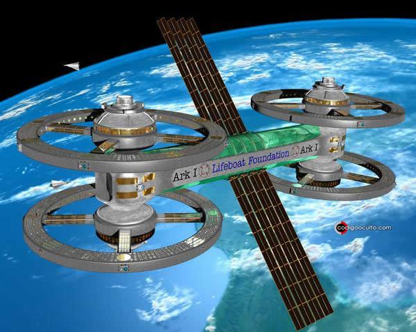 Diseño de un arca espacial