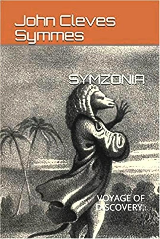 Symzonia un misterio literario publicado en 1823, y considerada como la primera obra de ciencia ficción en los Estados Unidos