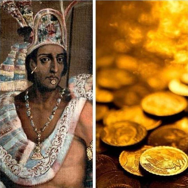 La desaparición del tesoro de Moctezuma, que intriga a los historiadores