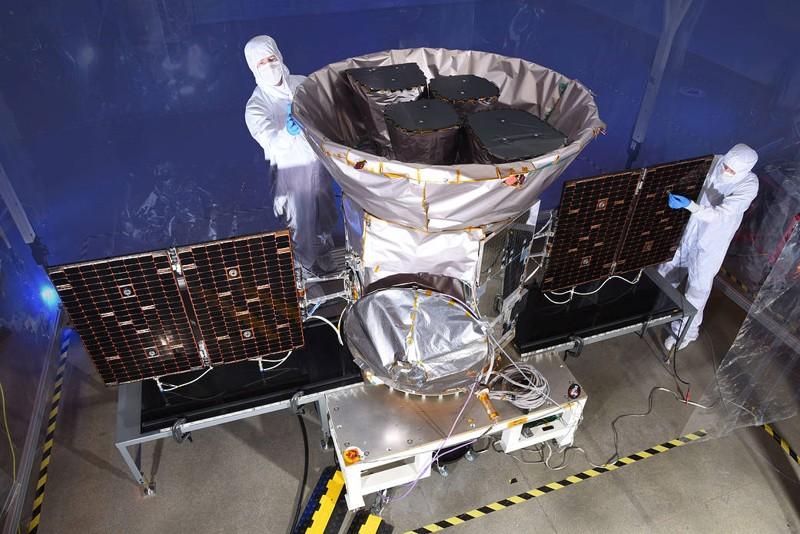 Telescopio TESS