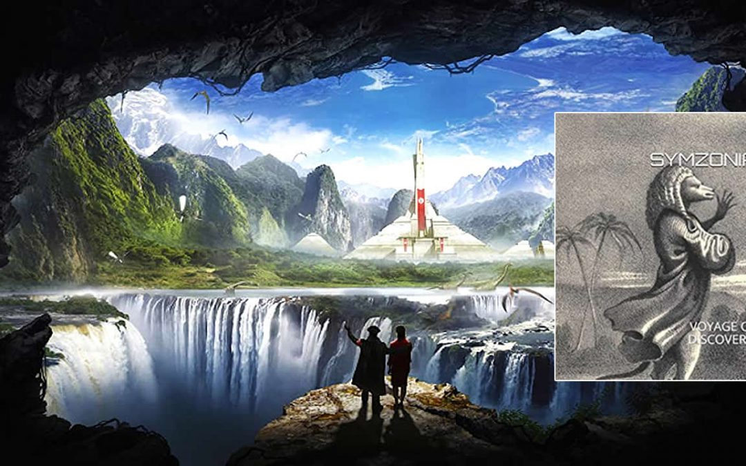 Symzonia «Narrativas de la Tierra Hueca»