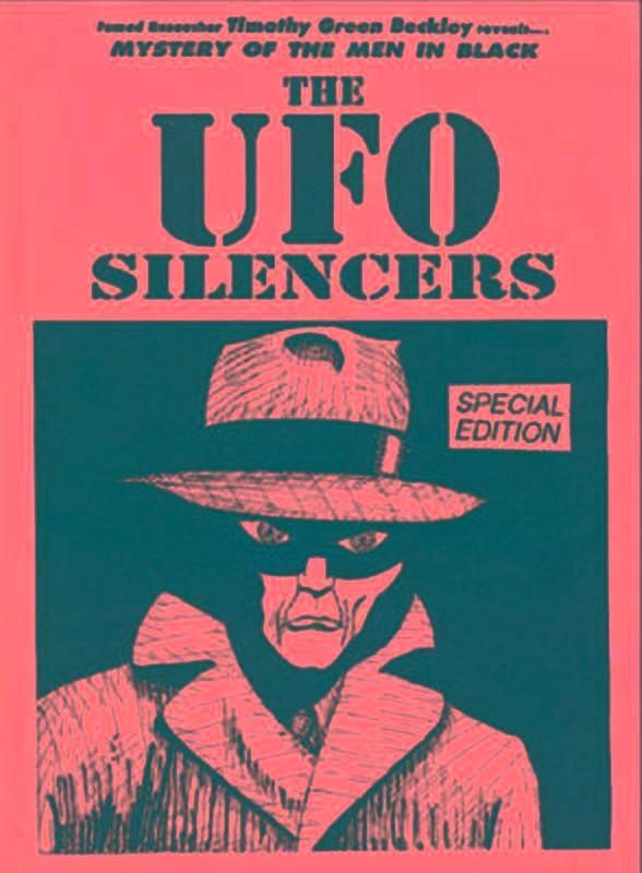 Uno de sus primeros trabajos, dedicado al misterio de los Silenciadores de Negro