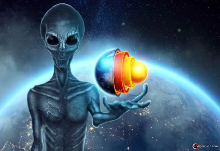¿Es el universo un gran ser alienígena?