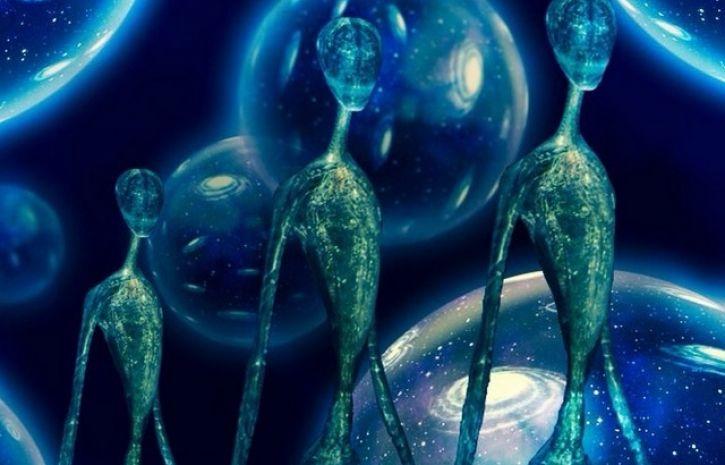 ¿Es el universo un enorme ser viviente?