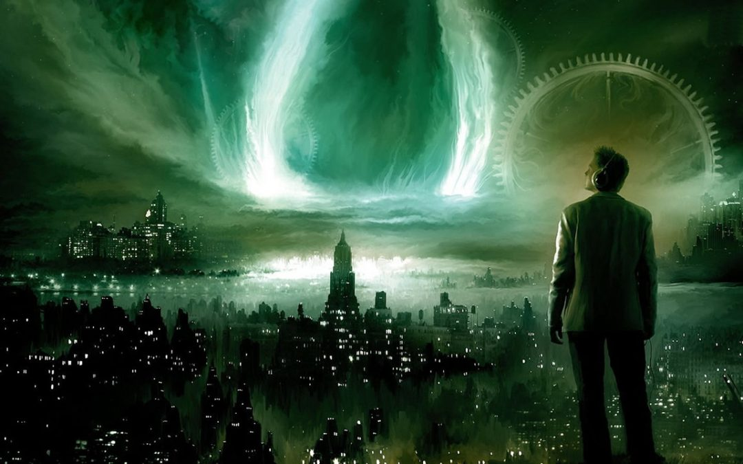 Dice ser «viajero del tiempo» y revela cuándo alienígenas gigantes llegarían a la Tierra