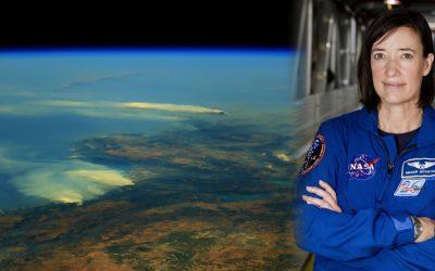 Astronautas alarmados por enormes incendios en la superficie de la Tierra