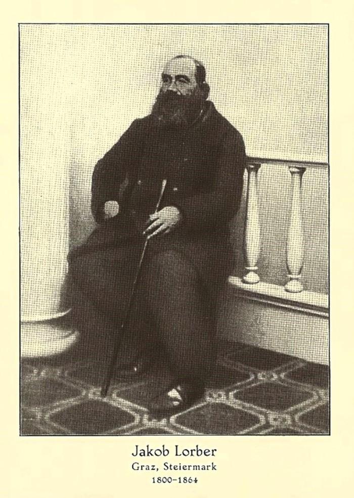 Jacob Lorber místico austriaco, y uno de los primeros contactados modernos, cuyo trabajo vincula a Billy Meier según descubre esta escritora