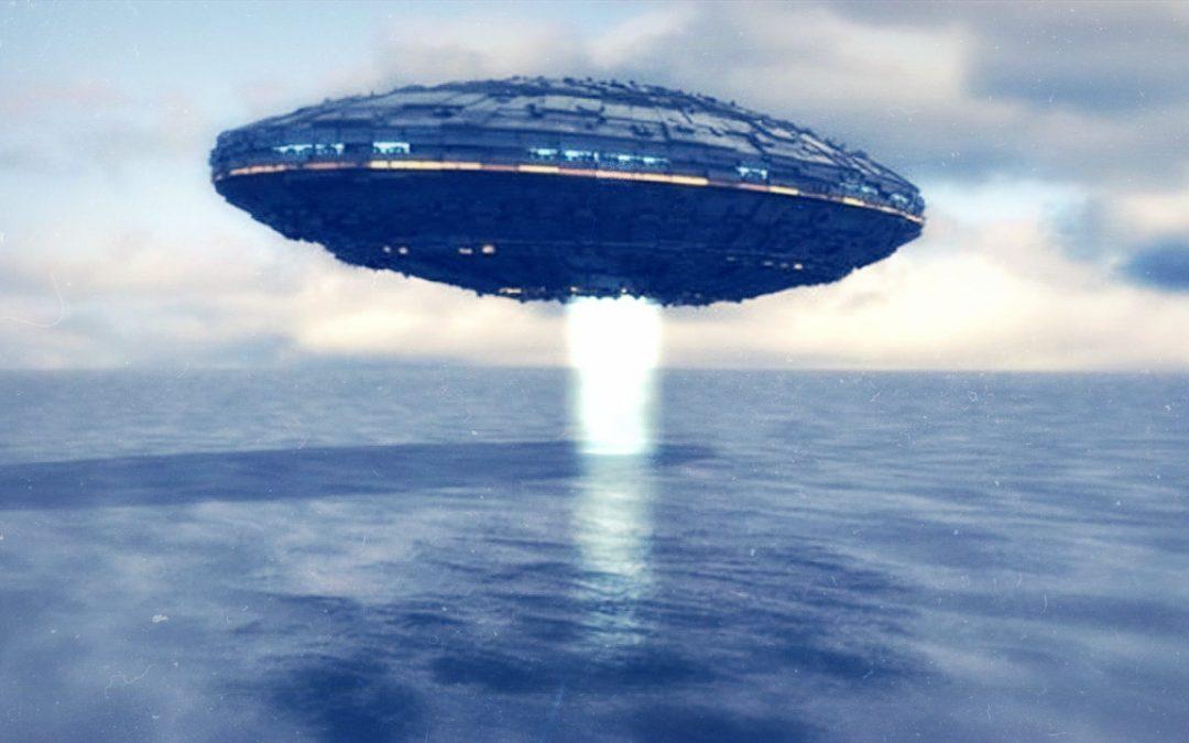 Objetos Submarinos No Identificados: casos extraños de objetos que entran y salen del agua