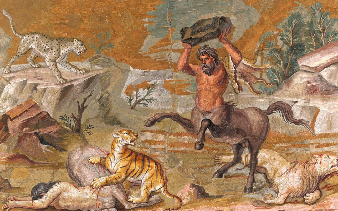 """Centauros: mitológicas criaturas y su """"presencia"""" en diversas civilizaciones"""