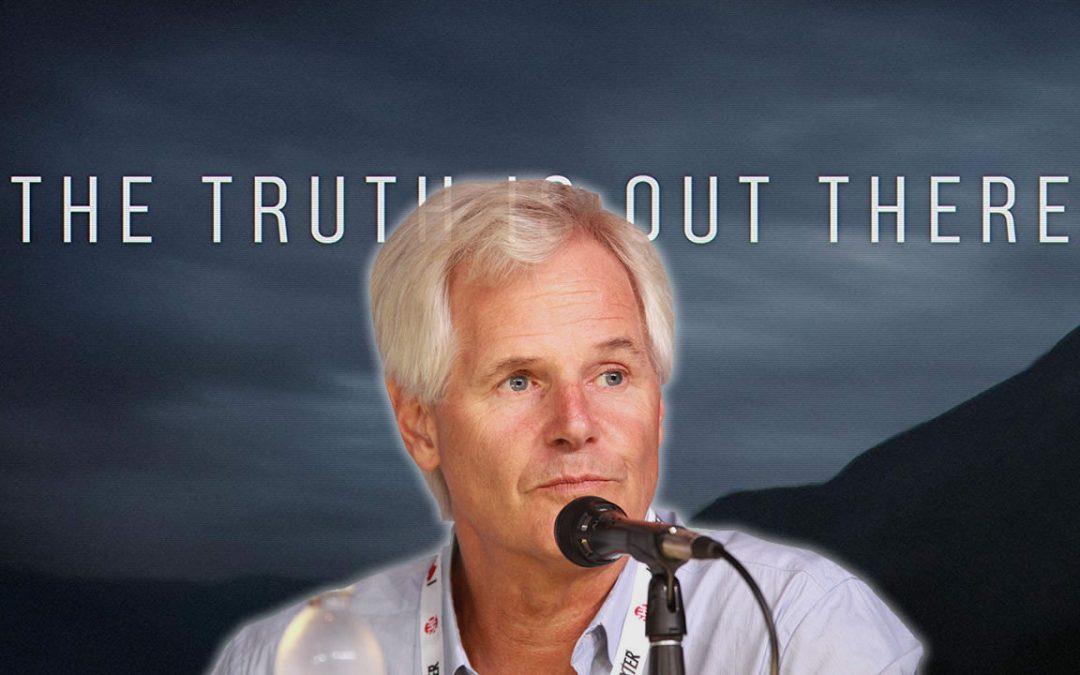 Chris Carter, The X-Files y el informe del Pentágono. ¿La verdad sigue allí afuera?