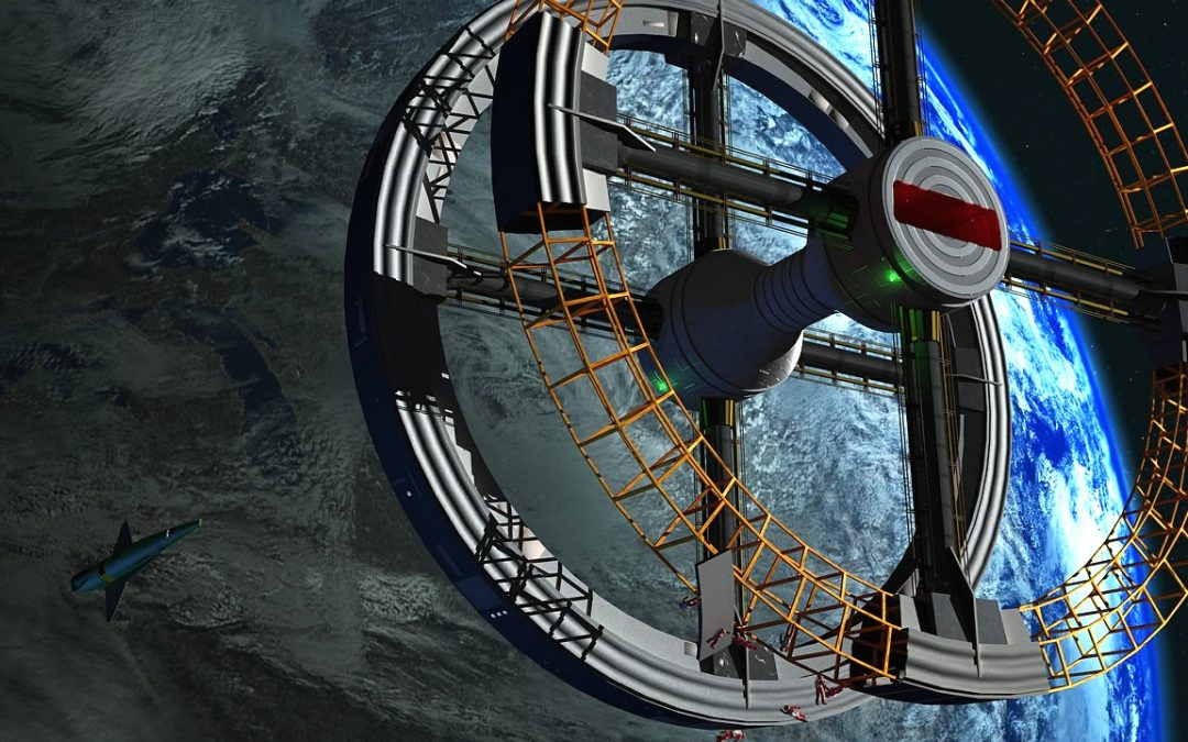 Compañía aeroespacial está trabajando en una estación espacial privada