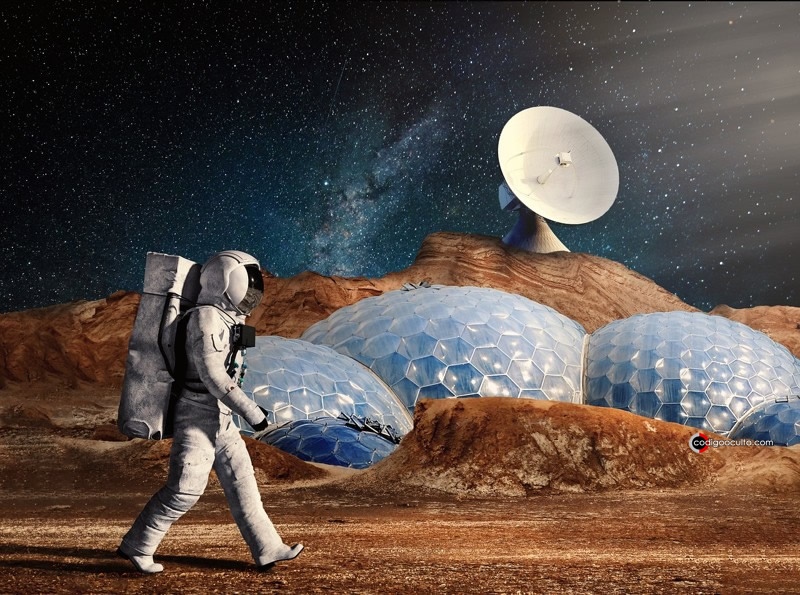 Revelaciones sobre Marte