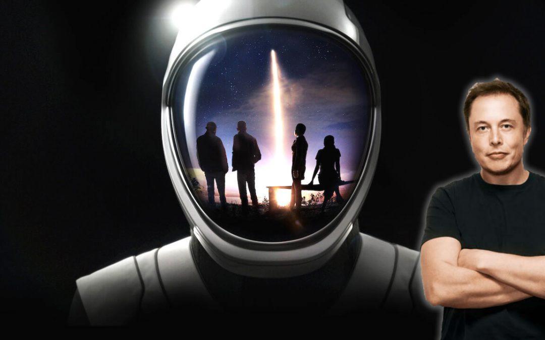 Elon Musk tendrá su serie en Netflix sobre cómo llevar humanos al espacio