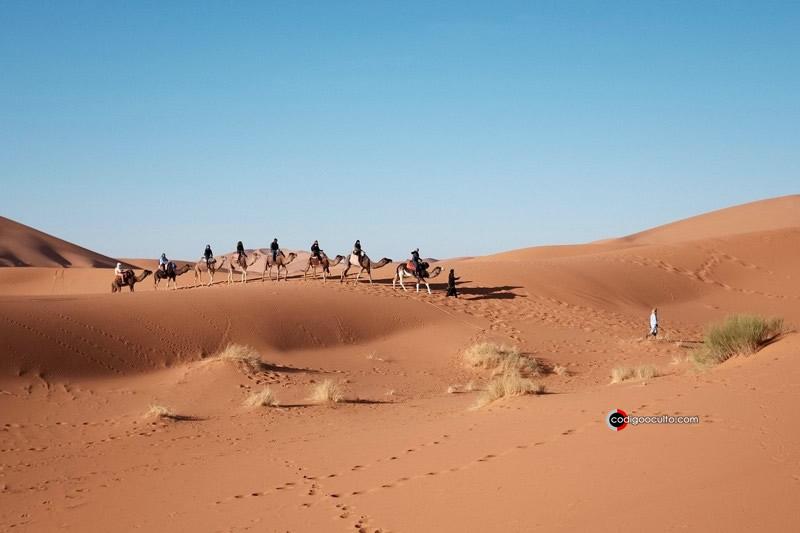 Desierto africano