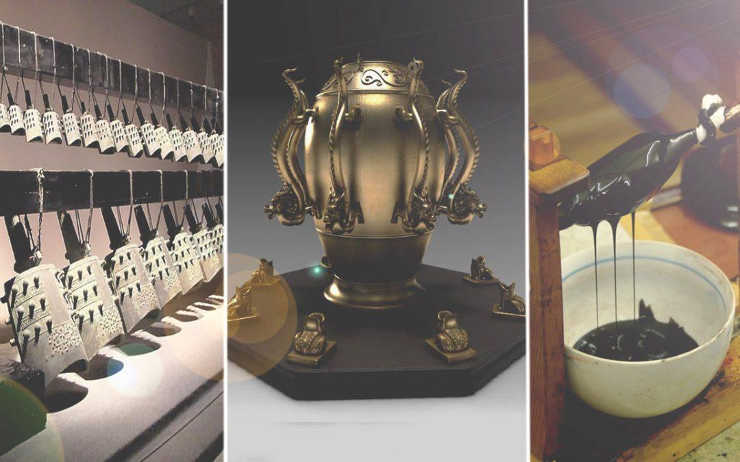 Diez inventos en la antigua China que te sorprenderán