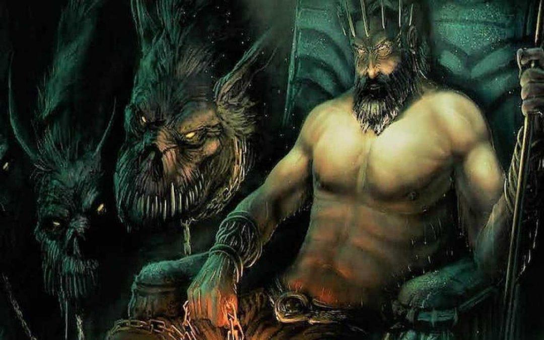 Cinco dioses malignos del Inframundo