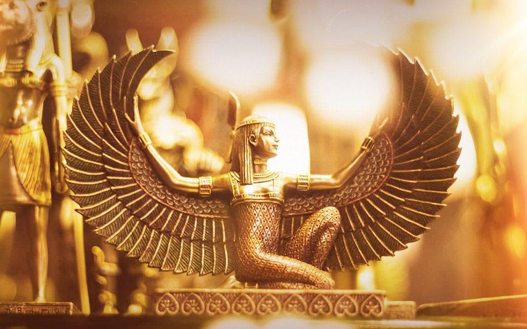 Diosa Isis, datos sorprendentes de la madre de todos los dioses