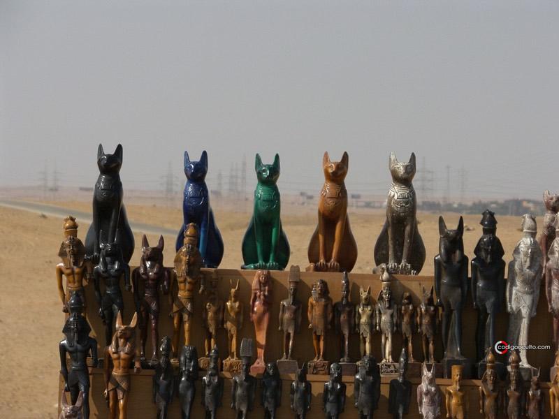 Representación de mascotas en el antiguo Egipto